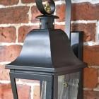 Close up of framework on 'Cleobury' Lantern
