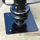 Close-up of the Baseof the Pillar Set