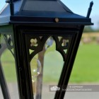 Gothic Design Detail on the Lantern