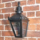 Harrogate Black Wall Lantern