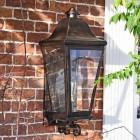 'Mosebly Manor' Wall Lantern