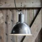 Galvanised Steel Outdoor Pendant Hanging Light