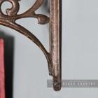 Close-up of the Bottom of the Shelf Bracket