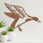 """Mallard"" Duck Wall Art in Situ in the House"