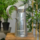Traditional Narrowboat Style Jug Created from Galvanised Steel