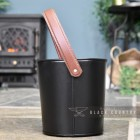 Side View of the Modern Ash Bucket