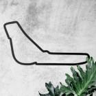 Monza Motor Track Wall Art