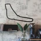 Monza Wall Art in Full