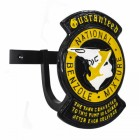 National Automotive Sign Hose Holder