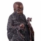 """Shou Xing"" God of Longevity Bronze Ornament"
