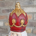 Close-up of Father Christmas's Hat