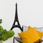 Paris Eiffel Tower Wall Art in Situ in the Sitting Room