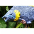 """Parkway Pond"" Carp Fish Garden Decoration"