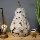 Pear Candle Holder in Situ in the Home