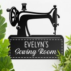 Sewing Room Personalised Sign