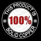 Polished Copper Tankard