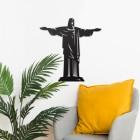 """Rio De Janeiro """"Christ Redeemer"""" Wall Art in Situ"""