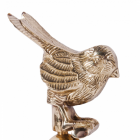 Polished Brass Robin Garden Tap