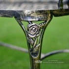 Rose Design Bench Detailing