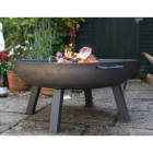 "Extra Large Rustic ""Reading"" Fire Pit"