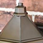 Traditional Design on the Lantern