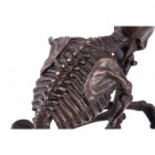 Pensive Skeleton Ornament