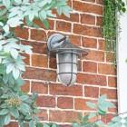 Top Fix Wall Lantern Next to the Front Door