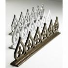 Aluminium Spaded Fleur Cresting (590mm)