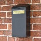 "Standard Pevensey Square"" Newspaper and Parcel Holder"