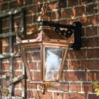 Standard Top Fix Design Victorian Copper Lantern