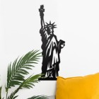 Statue of Liberty Wall Art in Situ