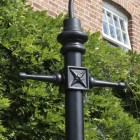 Lincoln Swan Neck & Lamp Post 3.4m