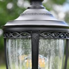 Ornate Rope Pattern Around the Lantern
