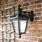 Top Fix Design Victorian Black Lantern In Large