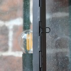 Close-up of the Clip on the Front Opening Door