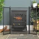 Traditional Three Fold Fire Guard