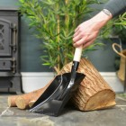 Traditional Wooden Handle Shovel Scale