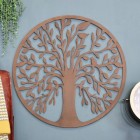 'Tree of Life' Circular Wall Art