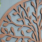 Close up of 'Tree of Life' detailing