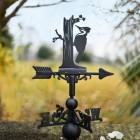 Weathervane Woodpecker