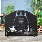 Bespoke Darth Vader Fireguard - This Product is Made to Measure. Please Contact Our Sales Team on 01691 610 952