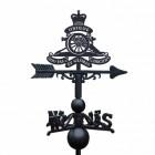 Royal Artillery Emblem Weathervane Topper