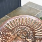 Industrial Cast Iron with Tractor Seat