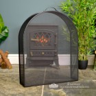 Made to Measure Box Style Fire Screen