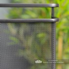 Close-up of the Mesh on the Fire Guard