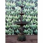 Three Tiered Bird Fountain