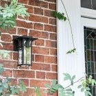 Art Deco Wall Lantern