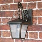 Traditional Bronze Wall Mounted Lantern