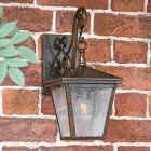Traditional Dark Bronze Wall Light