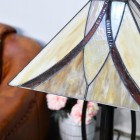 Close up of Glass Shade
